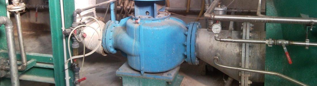 NCLD pompe centrifughe in-line a doppia aspirante